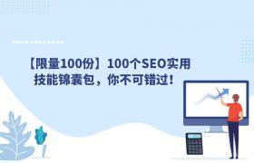 SEO网站优化怎么做?分享100个SEO优化技巧插图